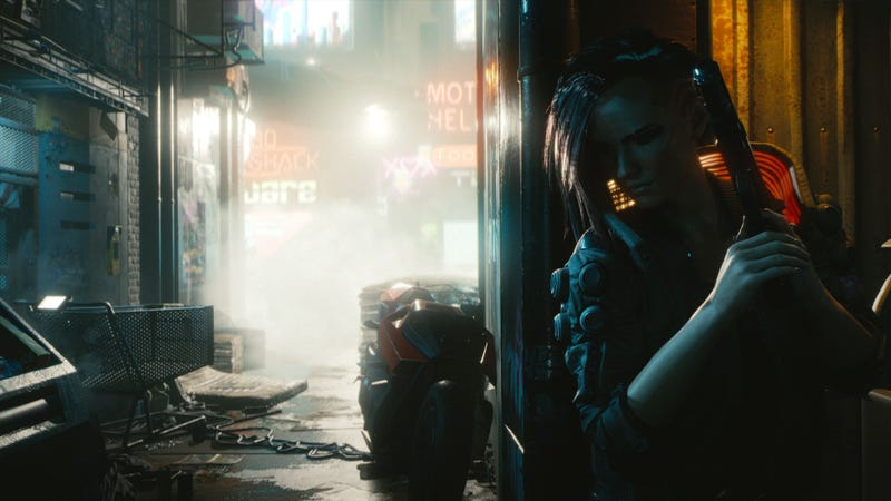 Illustration for article titled Cyberpunk 2077 Is A First-Person RPG