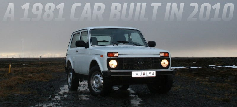 What It S Like To Drive The Greatest Soviet Car Of All Time