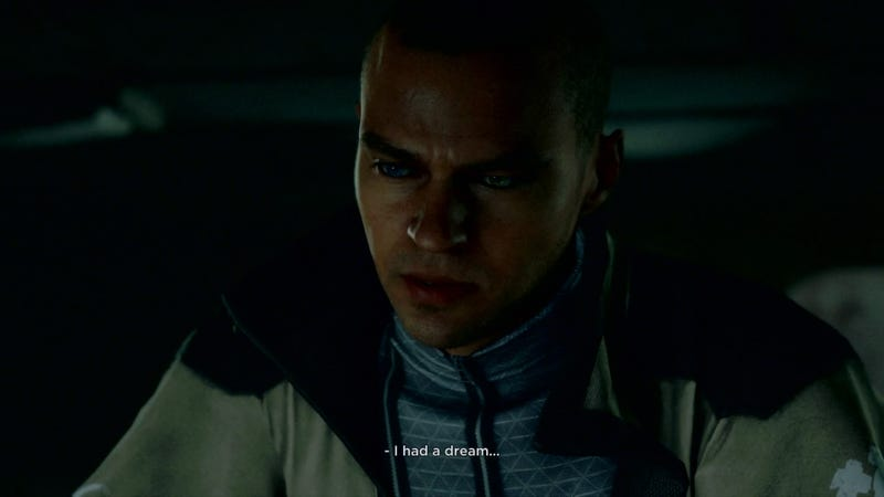 One of the worst examples of how Detroit: Become Human copy-pastes from black history.