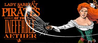 Illustration for article titled Lady Sabre Kickstarter In Final Hours