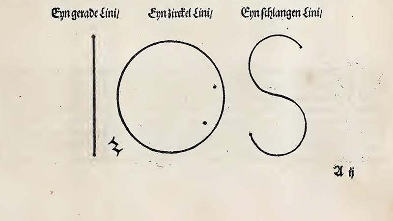 How a Renaissance Artist Imagined iOS Almost 500 Years Ago