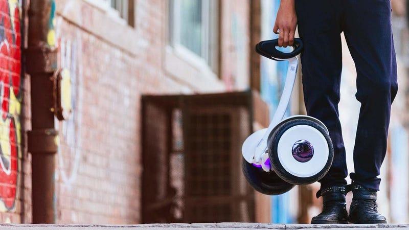 Ninebot S Smart Self Balancing Transporter by Segway   $365   Amazon