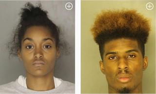 Christian Clark and Andre Price Jr.ALLEGHENY COUNTY, Pa., POLICE DEPARTMENT