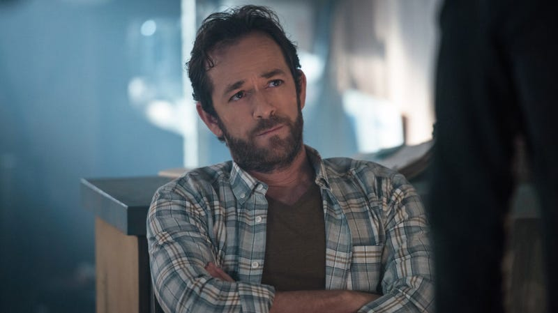 Illustration for article titled Riverdale's 4th season premiere will be a tribute to Luke Perry