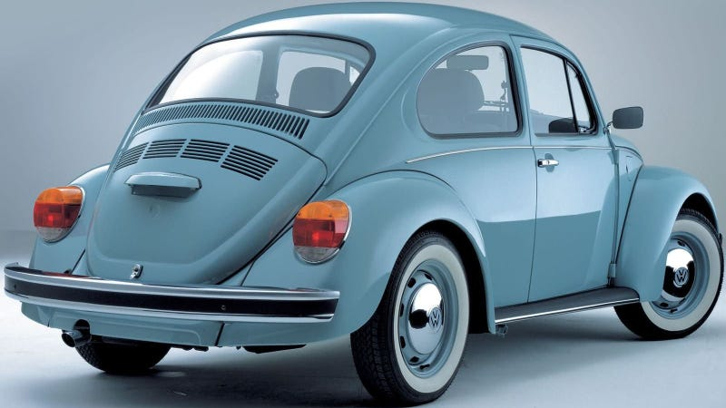 Illustration for article titled The Next Volkswagen Beetle Could Go Electric And Rear-Wheel Drive Again