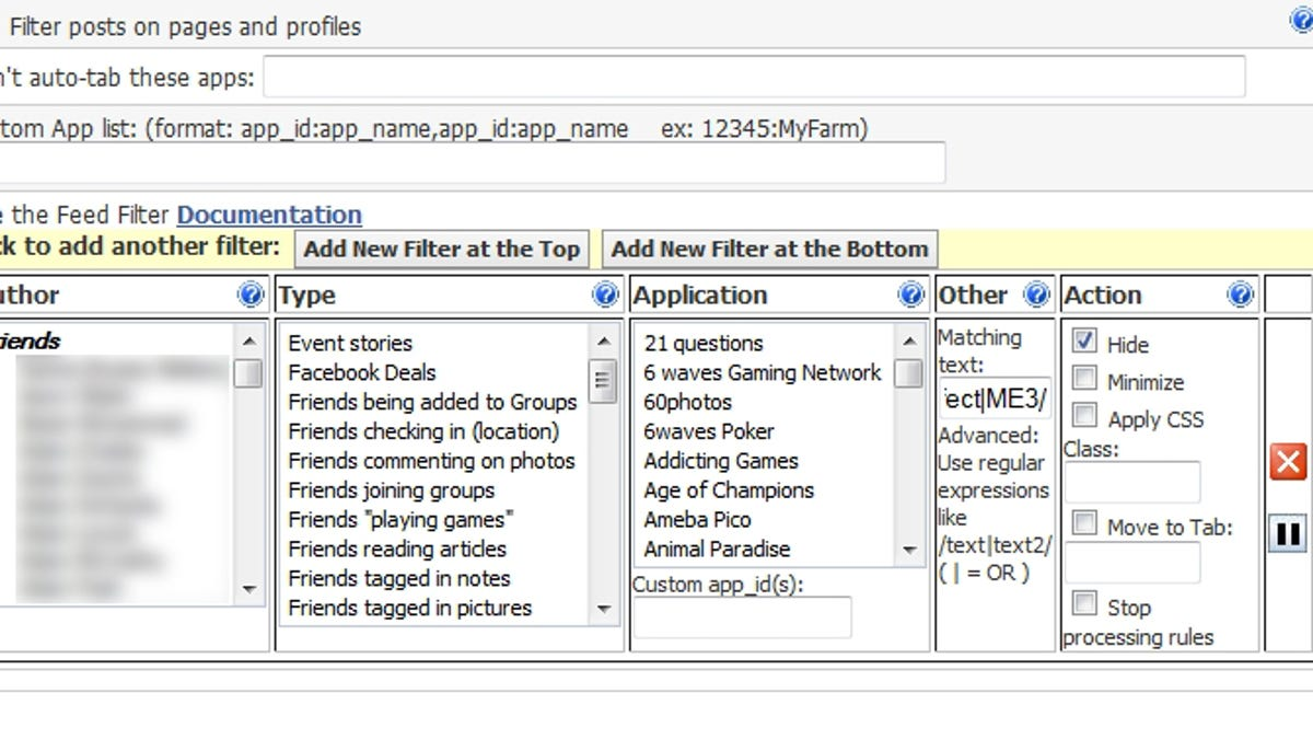 How to make facebook infinitely better with one browser extension biocorpaavc Gallery