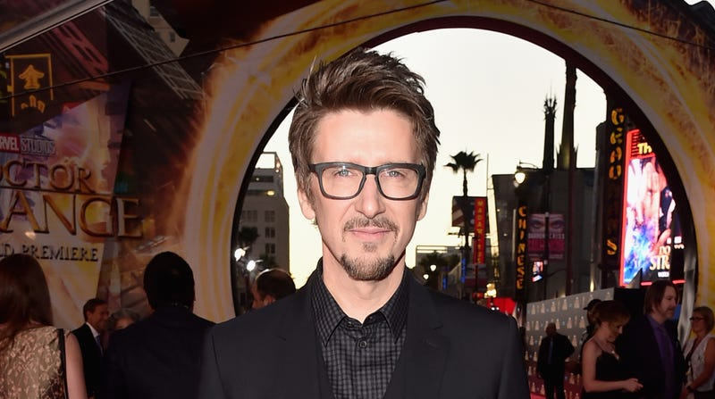 Illustration for article titled Underground co-creator teams up with Doctor Strange's Scott Derrickson for horror series
