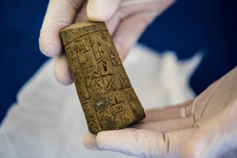 Illustration for article titled Ancient Artifacts Smuggled to the U.S. for Hobby Lobby Are Finally Returned to Iraq