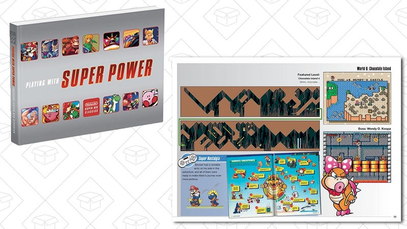 Playing With Super Power, $14