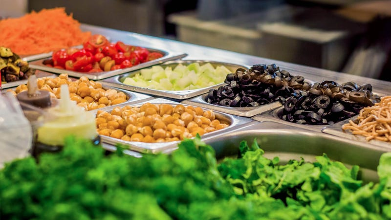 Last Call: Talk to me about your salad bar strategy