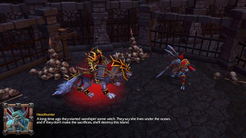 Warcraft 3 Reforged Isn T Much Of An Upgrade Kotaku Uk
