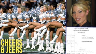 Illustration for article titled Ex-NFL Cheerleader Sues City For Sexual Harassment
