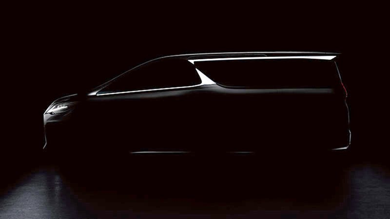 Illustration for article titled How Is This Lexus LM Thingy Not a Toyota Alphard?