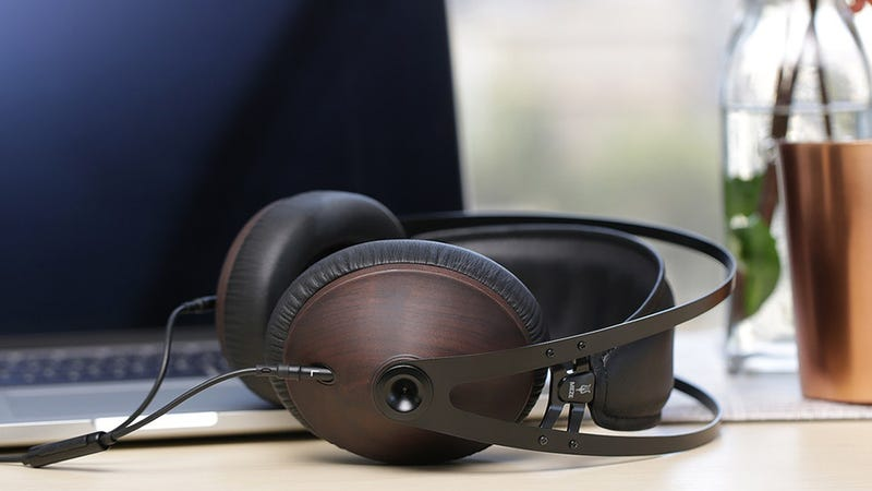 Massdrop x Meze 99 Noir Closed-Back Headphones