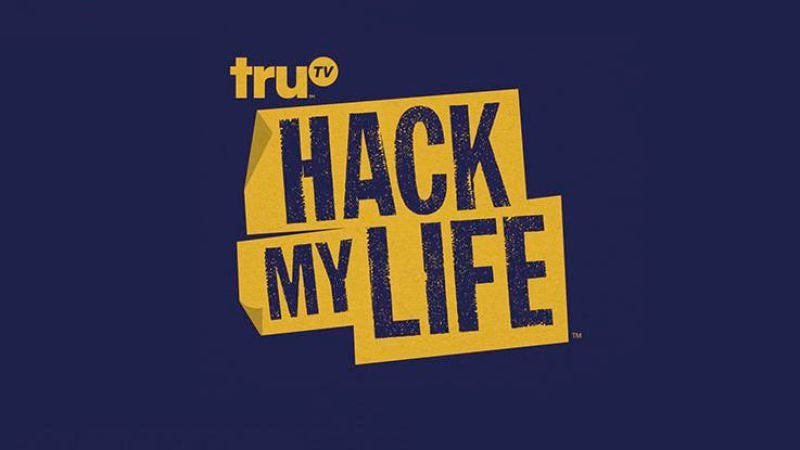 Illustration for article titled TruTV is developing a show about lifehacking (but not Lifehacker)
