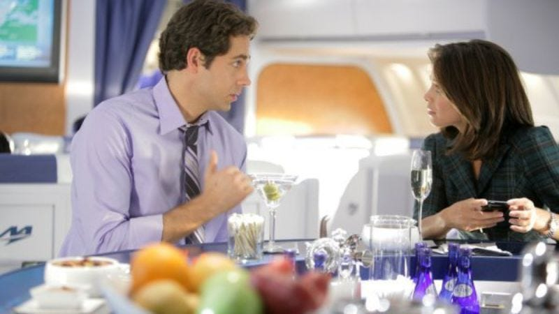 "Illustration for article titled Chuck: ""Chuck Vs. First Class"""