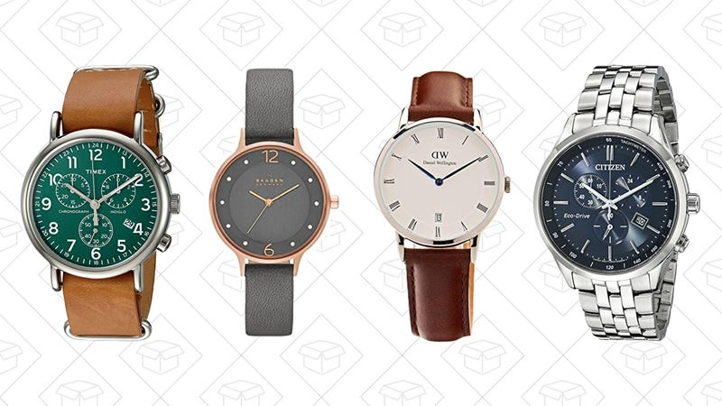 Up to 60% Off Valentine's Gifts From Top Watch Brands | Amazon