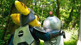 Illustration for article titled Ratchet and Clank Fanfic, Visualized in Cosplay
