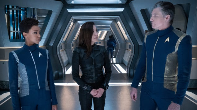 This Featurette Dives Into the Design of Star Trek: Discovery's Section 31