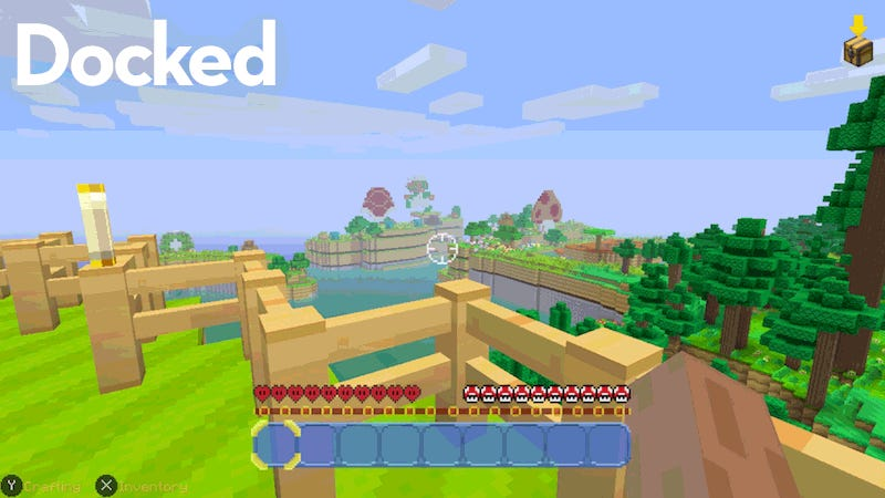 Minecraft Feels Right At Home On The Nintendo Switch