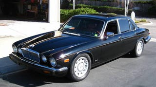 Illustration for article titled For $12,000, This 1982 Jaguar XJ6 Is Really an XJ8