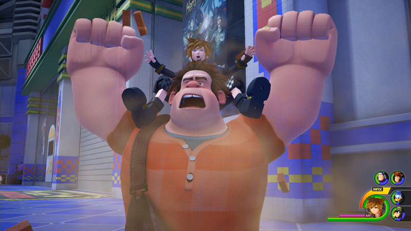 Illustration for article titled Hands On With Kingdom Hearts III, Finally