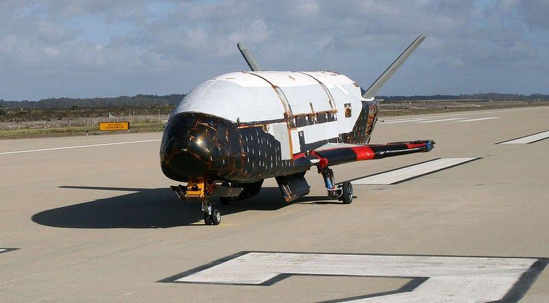 X-37B. Wikimedia Commons