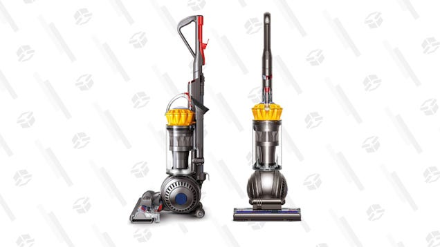 Suck Up the Savings with Two Dyson Models, Today Only