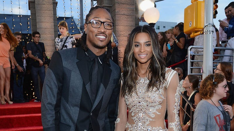 Illustration for article titled Ciara Breaks Up With Fiancé Future Because He Couldn't Stop Cheating
