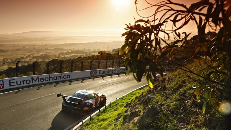 Illustration for article titled Porsche Wins Bathurst 12 Hour for the First Time