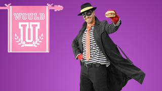 Illustration for article titled Hey, Would You Have Sex With the New Hamburglar?