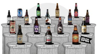 Illustration for article titled 16 American Stouts, Ranked