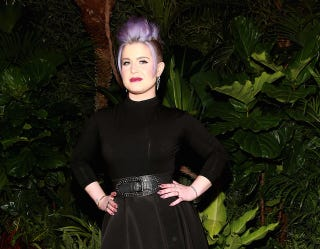 Illustration for article titled Kelly Osbourne Relates to Jolie; Says She Also Carries BRCA1 Gene