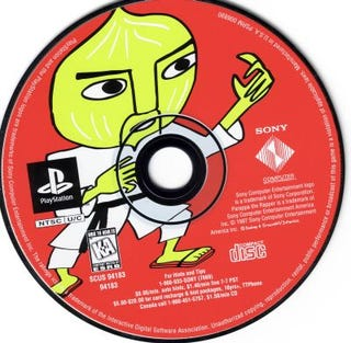 Illustration for article titled Snazziest Art To Grace a Game Disc