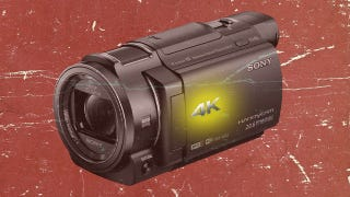 Illustration for article titled Can 4K Make Camcorders Worth Buying Again?