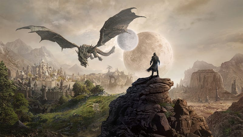 Bethesda Pulls Free Elder Scrolls Tabletop RPG That Ripped