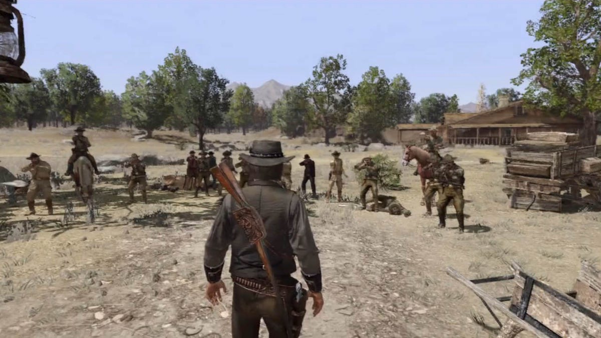I Love Red Dead Redemption, But I Don't Want To See John Marston Again
