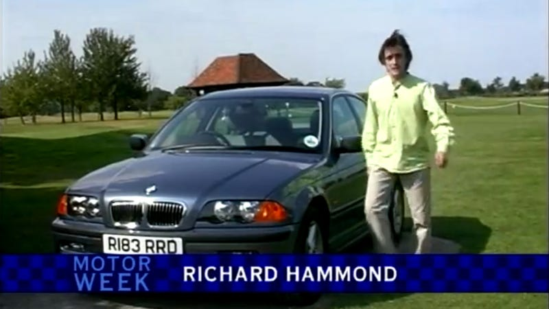 Illustration for article titled Richard Hammond Explains Why The E46 BMW 3 Series Is Perfect