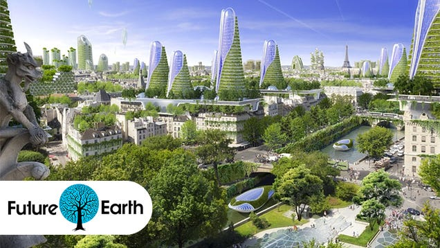 We're Spending the Next Two Weeks Envisioning Our Future Earth