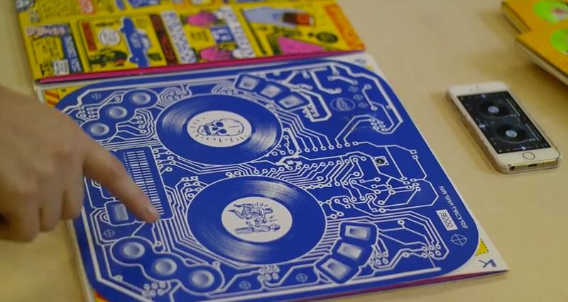 Illustration for article titled Este disco de vinilo incluye una mesa de mezclas Bluetooth