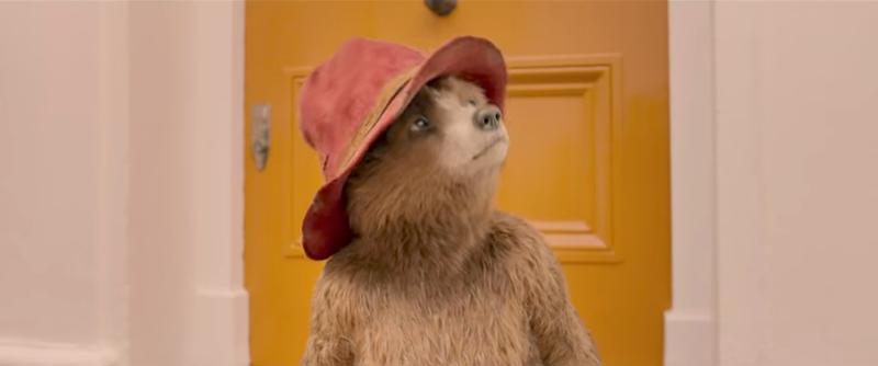 Screencap from Paddington 2 trailer