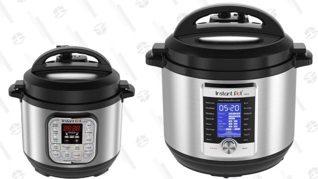 The Instant Pot Prime Day Deals Overcooked, but Another Took Its Place [Updated]