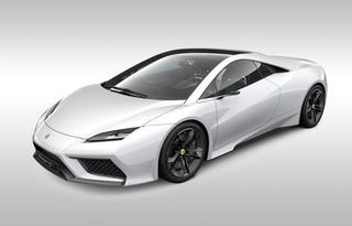 Illustration for article titled 2013 Lotus Esprit: Yet Another Mid-Engined Supercar