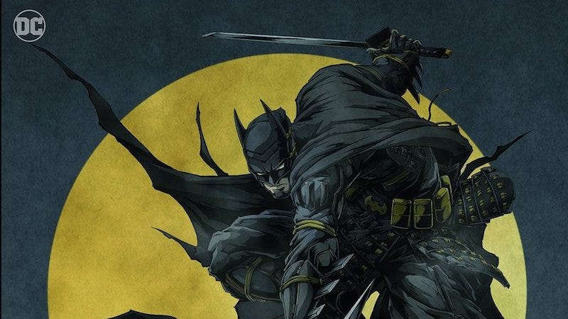 the batman ninja anime shows a dark knight we ve never seen before