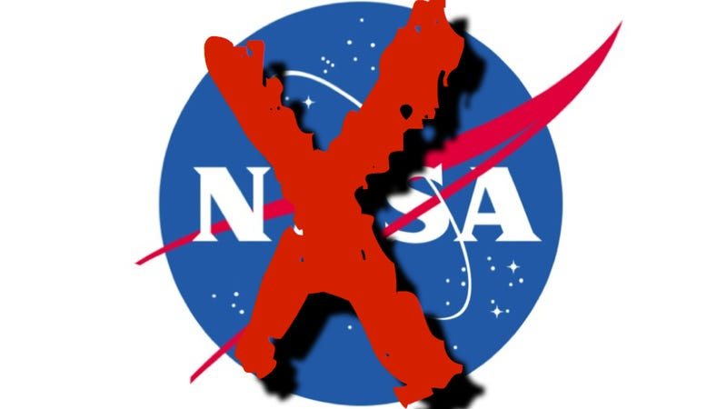 Illustration for article titled How will the White House's brutal budget cuts affect NASA?