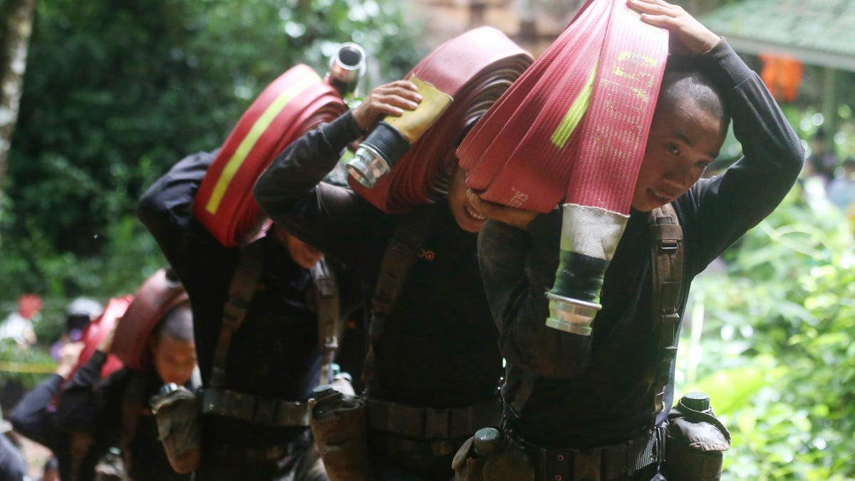 9 días en una cueva sin agua ni comida: la sobrecogedora historia de ...