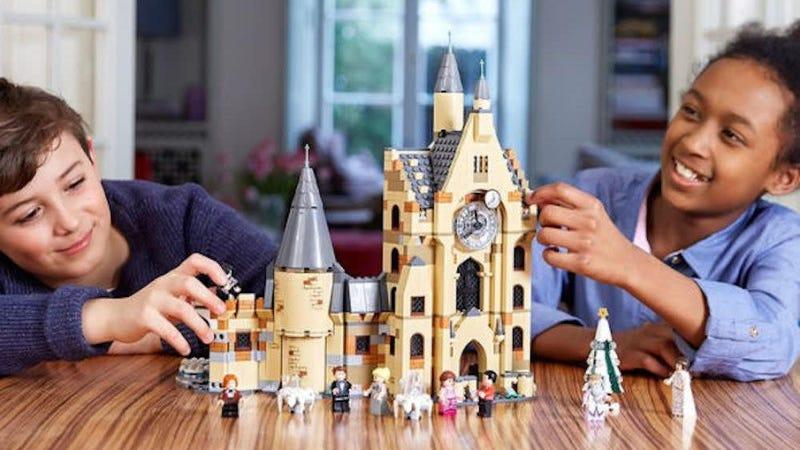 LEGO Harry Potter - Hogwarts Clock Tower