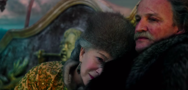 Helen Mirren won't be sharing her throne with anyone as HBO's Catherine The Great