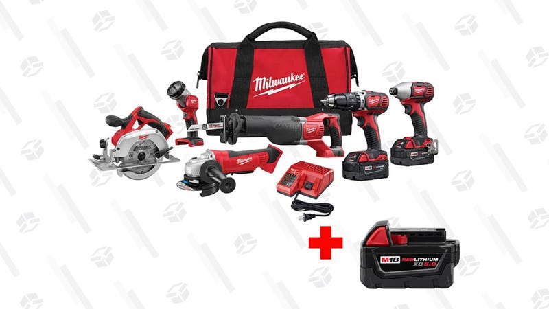 50% Off Select Milwaukee Power Tools | Home Depot