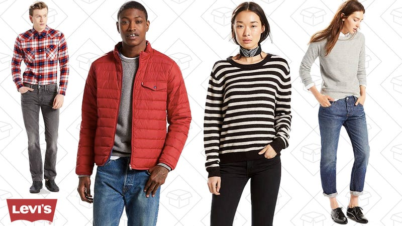 Up to 75% off Warehouse Styles | Levi's